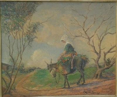 El siglo XX a través de lienzos de Toranzos