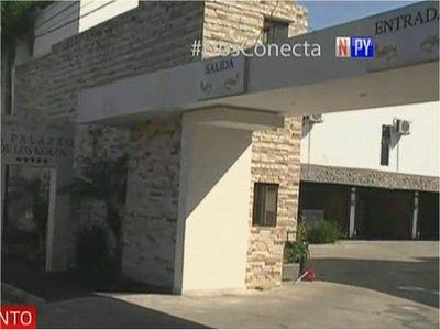 Tributación sanciona a cadena de moteles en Lambaré