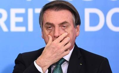 Sube a 38 % desaprobación de presidente Jair Bolsonaro