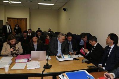Fiscalía pedirá rechazo de incidentes planteados por Óscar González Daher