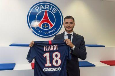 PSG presentó a Mauro Icardi