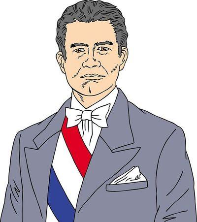 Aniversario del fallecimiento del mariscal José Félix Estigarribia