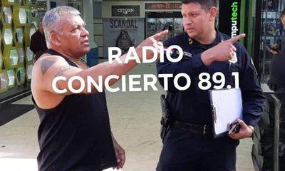 Pirañitas asaltan a policías argentinos en Ciudad del Este
