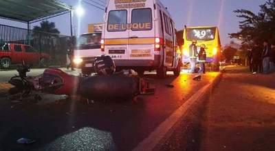 Motociclista muere en accidente en Mora Cué •