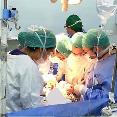 Asegurada del IPS trasplantada gracias a donación de órganos