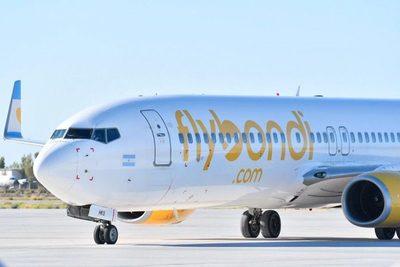 Vuelos low cost suman más de 36 mil pasajeros