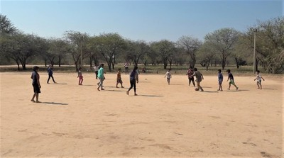 Darán continuidad a centro que potencia formación de niños nivaclé en el Chaco