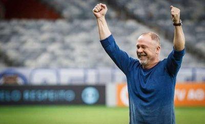 Palmeiras confirma al sucesor de Scolari