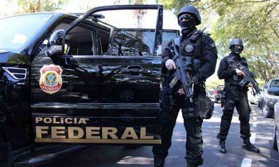 Operativo Harpia: Buscan detener a red de cambistas entre Brasil, Uruguay y Paraguay
