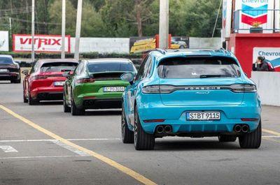 El Porsche World Roadshow se lleva a cabo en Colombia