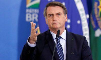 Bolsonaro vetará ley contra abuso de autoridad