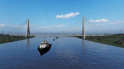 Paraguay avanza en construcción de puente «bioceánico» con Brasil