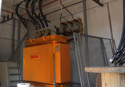 En 15 días más la Penitenciaría de Tacumbú contará con renovado sistema eléctrico