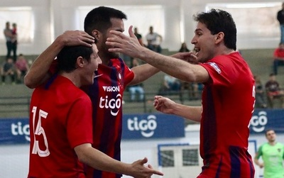 Cerro Porteño se corona en la Liga Premium