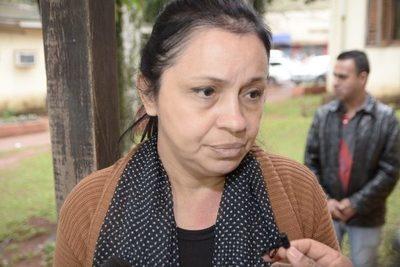"""Yolanda Paredes: """"Prieto practicamente prohibió las manifestaciones en CDE"""""""