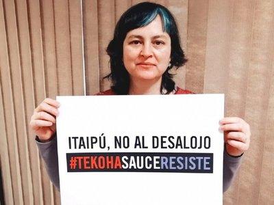 Mercedes Canese se baja de comisión asesora de Itaipú