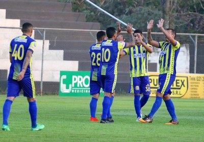 Capiatá goleó al Sportivo San Juan y avanza en la Copa Paraguay
