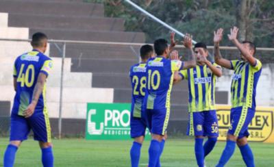 HOY / Capiatá golea y pasa a Octavos de Final de la Copa Paraguay
