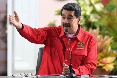 """Maduro acusa a Colombia de """"maniobra"""" para """"empezar un conflicto  militar"""" con Venezuela"""