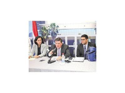 Blas Llano posee más de G. 2.200 millones