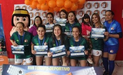 HOY / Final Torneo Futsal FIFA TUPI 2019