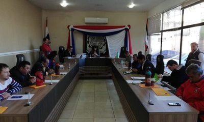 Concejales pedirán intervención en Minga Guazú, y llaman a la ciudadanía