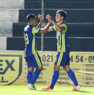 Copa Paraguay: Capiatá golea y clasifica a los octavos de final