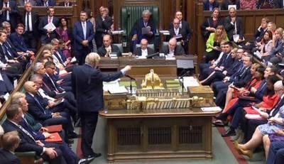 """Justicia británica declaró """"legal"""" la decisión de Boris Johnson de suspender el Parlamento"""