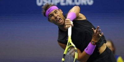"""Con Federer y Djokovic fuera, Nadal va por """"semis"""" del US Open"""