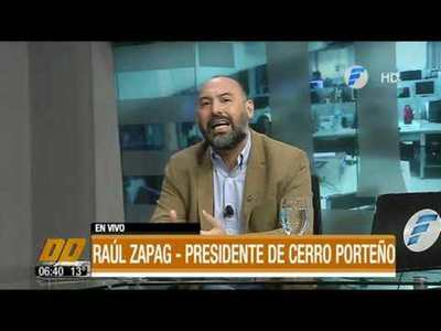 """""""Trovato debe pedir disculpas al plantel de Cerro"""""""