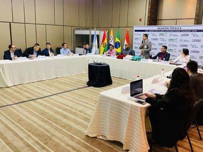 Paraguay prepara organización de los Juegos Sudamericanos Escolares