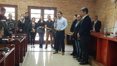 Prieto anuncia que recaudación de la Terminal de CDE irá al Hospital Regional