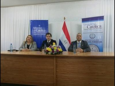 UCI INAUGURA PRIMER CENTRO DE MEDIACIÓN DEL INTERIOR DEL PAÍS