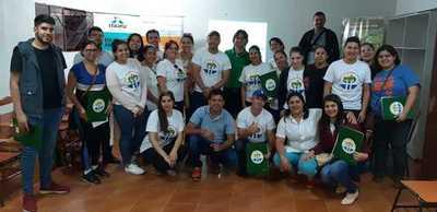 Voluntarios ambientales de la Municipalidad de CDE fueron instruidos sobre gestión de residuos