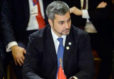 """Efraín Alegre: """"Mario Abdo no puede ser presidente. Está totalmente extraviado"""""""