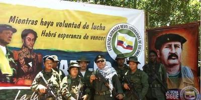 """El ex FARC, Iván Márquez, ahora anuncia en nuevo video un """"movimiento político"""""""