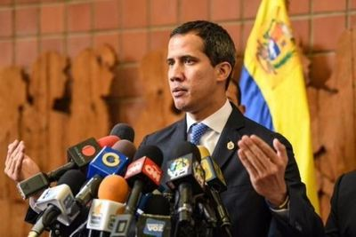 Guaidó dice que será presidente interino «hasta lograr una elección»