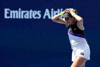 Belinda Bencic, a semifinales