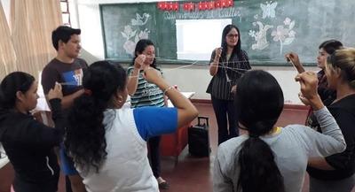 Realizan taller sobre «Familias Saludables» en Presidente Franco