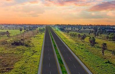 Arrancó la duplicación de la ruta Transchaco