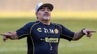 Maradona, listo para volver a dirigir
