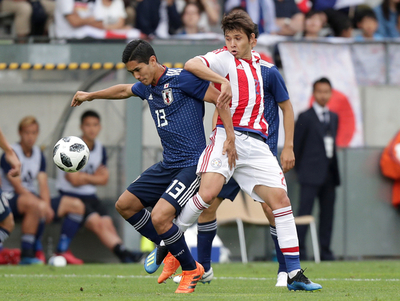 Paraguay – Japón, en directo por Tigo Sports