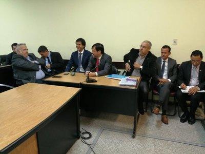 Por caso de audios filtrados, González Daher y Oviedo Matto van a juicio oral