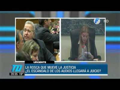 Caso Audios: OGD, Lippmann, Caballero y Oviedo Matto a juicio oral