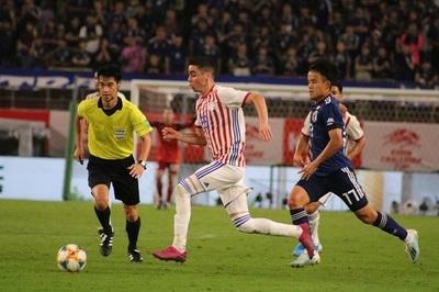 Japón derrota a la Albirroja en amistoso