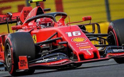 Ferrari llega a casa confiado en volver ganar