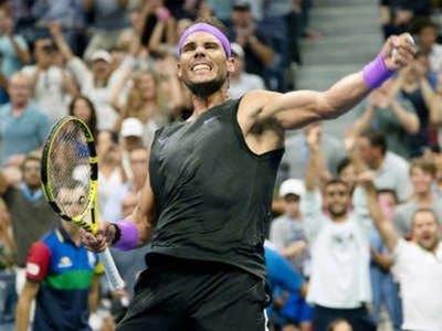"""Nadal vence a Schwartzman y está en """"Semis"""" del US Open"""