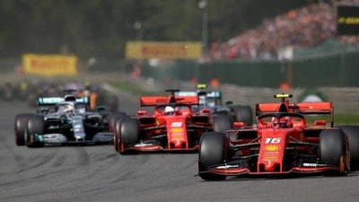 HOY / F1: Ferrari llega a casa confiado en volver a ganar nueve años después