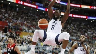 Estados Unidos arrola a Japón en sexta jornada del Mundial de Basket