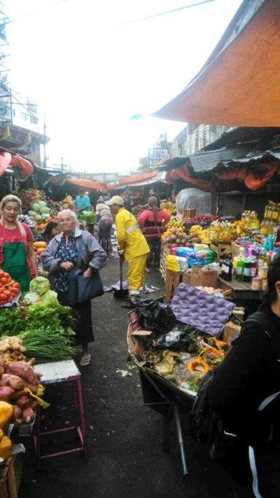 Obras en Mercado 4 están ejecutadas en un setenta por ciento